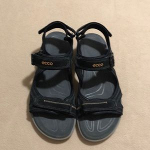 Ecco cruise sandal - European 46 - black